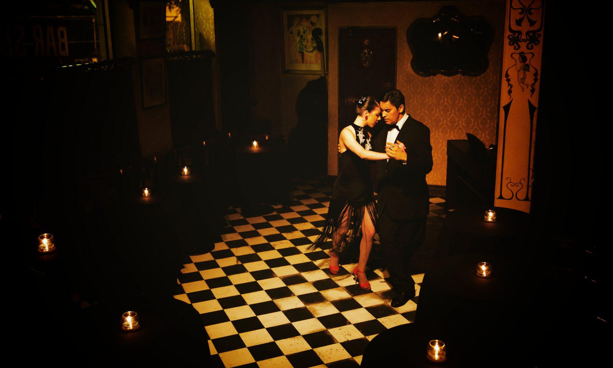 Les fondus de tango